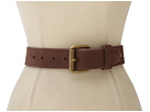 Cole Haan - Jeans Belt (Chestnut)