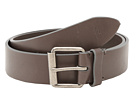 Cole Haan - Grant Belt (Dark Gull Grey) - Apparel
