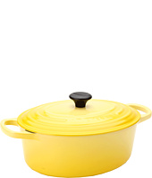 Le Creuset - 3.5 Qt. Signature Oval French Oven