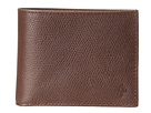 Cole Haan - Greenwich Billfold Wallet (Woodbury Grain) - Bags and Luggage