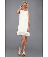 Nicole Miller - Open Crochet Lace Dress