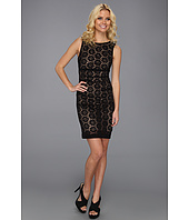 Nicole Miller - Daisy Lace Fitted Dress