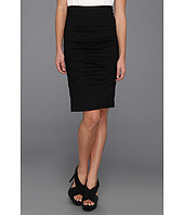 Nicole Miller - Cotton Metal Ruched Skirt