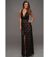 BCBGMAXAZRIA - Serafina Lace Evening Gown