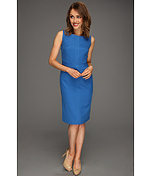 Ellen Tracy - Sleeveless Splice Sheath Dress