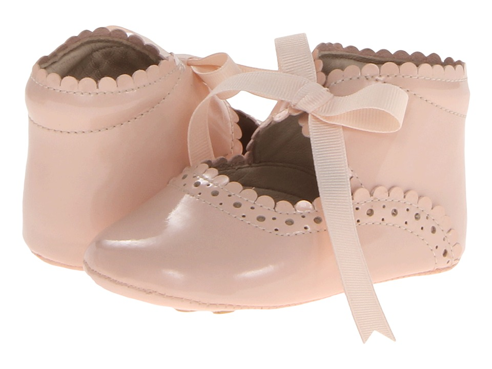 Elephantito Sabrinas (Infant/Toddler) (Pink Patent) Girls Shoes