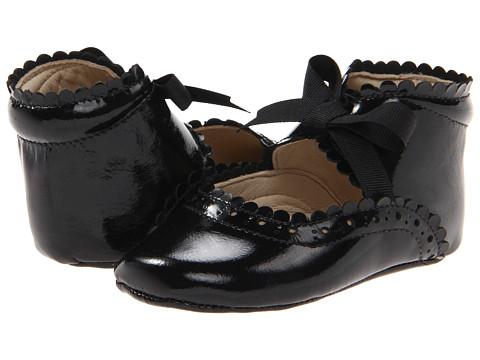 Elephantito Sabrinas (Infant/Toddler) - Black Patent