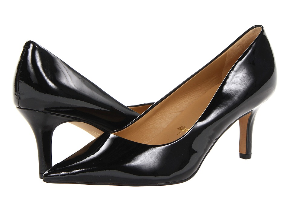 Trotters Alexa (Black Patent Leather) High Heels