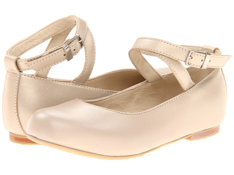 Elephantito French Ballet Flat (Toddler/Little Kid/Big Kid) - Champagne