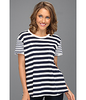 Textile Elizabeth and James - Stripe Bowery Tee