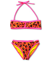 Jessica Simpson Kids - Animal Print Bikini Set (Big Kids)