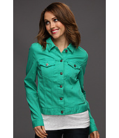 TWO by Vince Camuto - Colored Jean Jacket