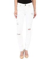Paige - Verdugo Ultra Skinny in Optic White Destructed