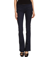 VIGOSS - Skinny Flare Trouser in Dark Wash