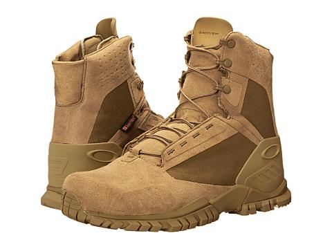 crosshoakley frogskins rootbeer ulu3  oakley si boots review