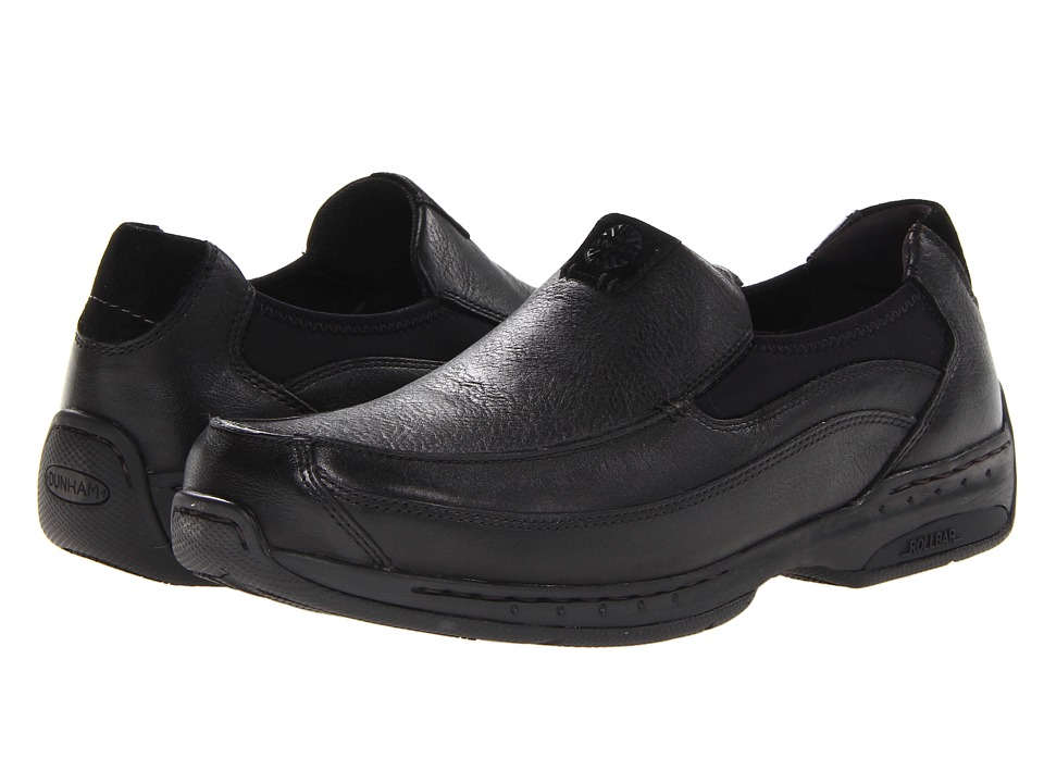 Dunham Wade Slip On (Black) Men