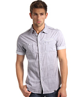Marc Ecko Cut & Sew - Slub Shirt w/ Stripe
