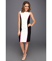 Calvin Klein - Color Blocked Sheath Dress