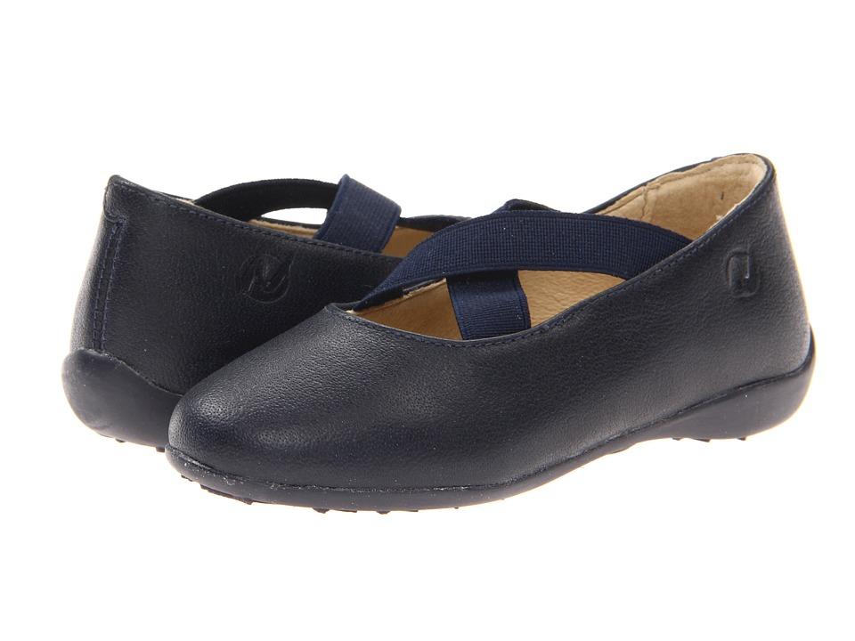 Naturino Nat. 2815 Toddler/Little Kid/Big Kid Navy Leather Girls Shoes
