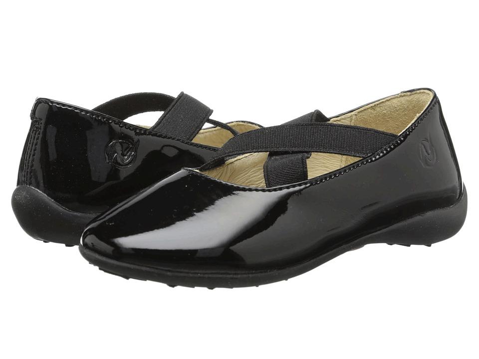 Naturino Nat. 2815 Toddler/Little Kid/Big Kid Black Patent Girls Shoes