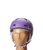 Cheap Price Bern Berkeley Winter Matte Purple W White Liner