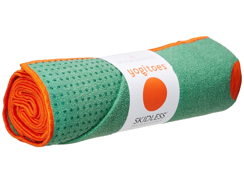 Manduka Chakra rSkidless by yogitoes Green Athletic Sports Equipment