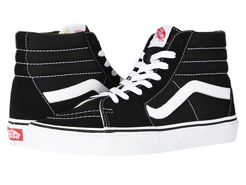 oldskool vans high
