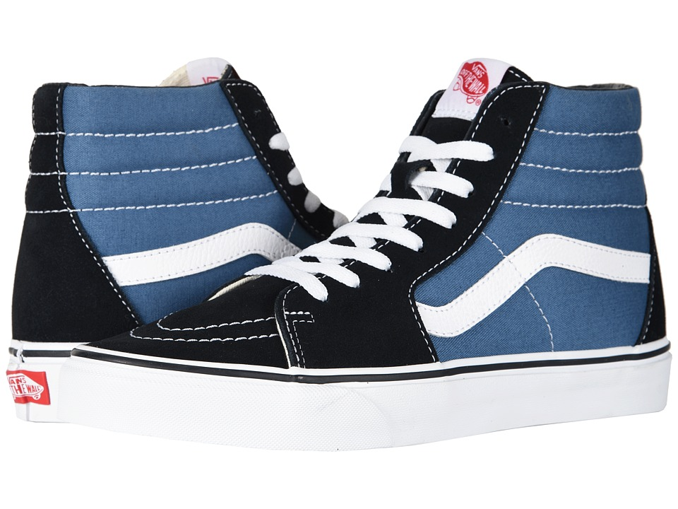 Vans SK8-Hi Core Classics (Navy) Shoes