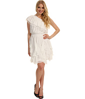 Jessica Simpson - Corkscrew Ruffle Dress