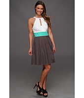 Jessica Simpson - Cutout Halter Dress