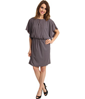 Suzi Chin for Maggy Boutique - Keyhole Blouson Dress