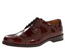 Marc Jacobs - Block Floral Oxford (Bordeaux) - Footwear