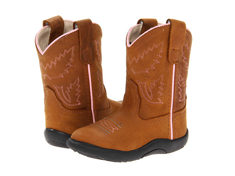 Old West Kids Boots Tubbies (Infant/Toddler)
