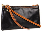 Hobo Darcy (Black Vintage Leather)