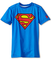 Under Armour Kids - Boys' Alter Ego DC® Comics Superman S/S Fitted Shirt (Little Kids/Big Kids)