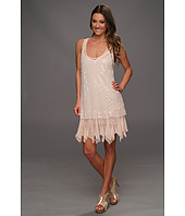 Free People - Layered Sequin Slip Dress