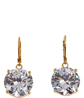 Betsey Johnson - Drop Crystal Earrings