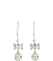 Betsey Johnson - Shepherd Hook Earring