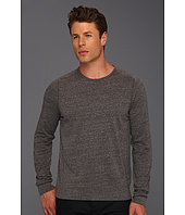 John Varvatos - L/S Saddle Shoulder Crewneck