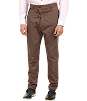 Vivienne Westwood MAN - Classic Canvas Drop Crotch Trouser