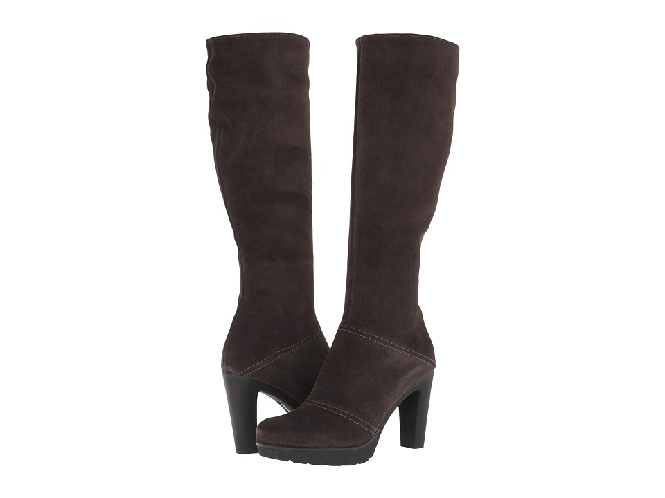 La Canadienne - Martine (Moka Suede) Women