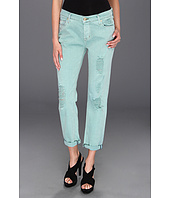 Hudson - Leigh Boyfriend Jean in Ice (Mint)