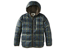 Burton Kids - Boys Clone Insulator (Little Kids/Big Kids) (Canteen Switch Plaid) - Apparel
