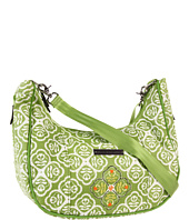 petunia pickle bottom - Glazed Touring Tote