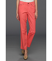 Jones New York - 5-Pocket Cropped Jean