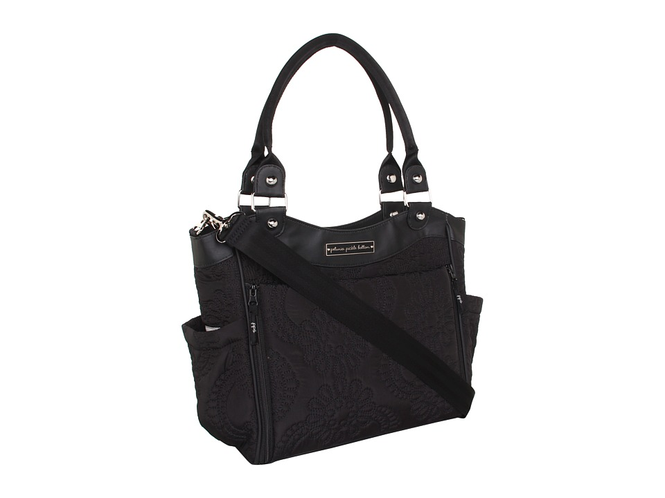 petunia pickle bottom - Embossed City Carryall (Central Park North Stop) Diaper Bags