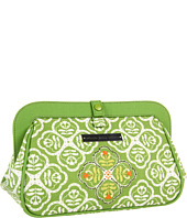 petunia pickle bottom - Glazed Cross Town Clutch