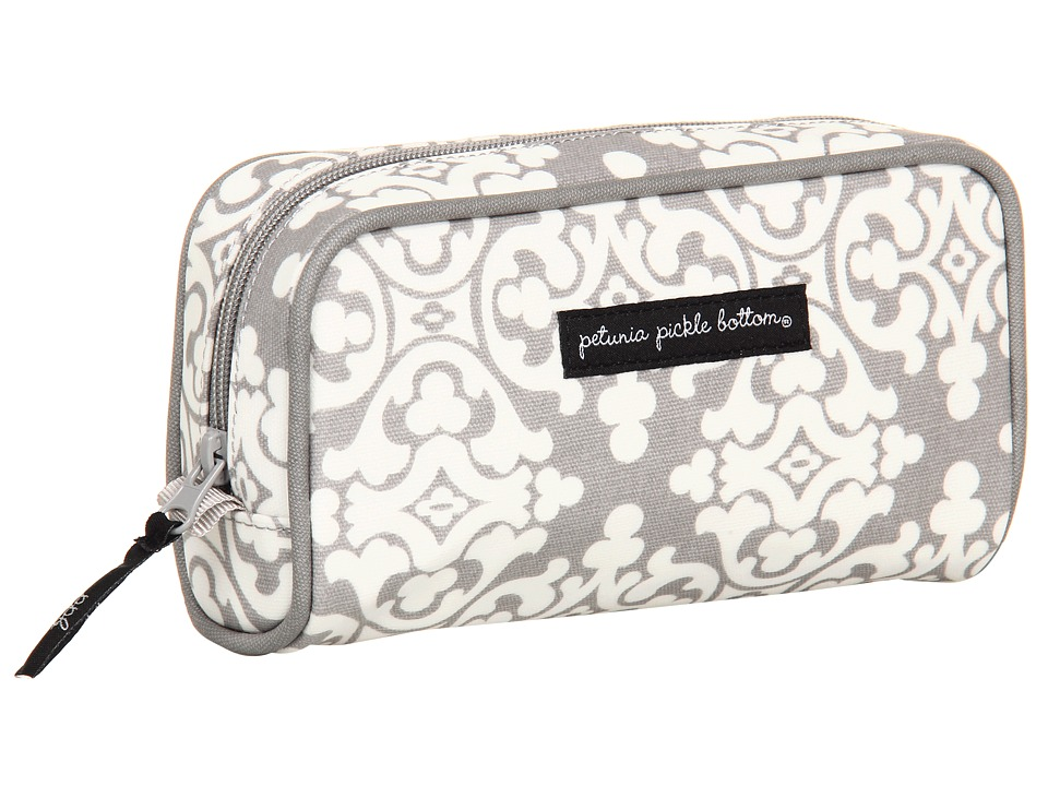 petunia pickle bottom - Glazed Powder Room Case (Breakfast in Berkshire) Cosmetic Case