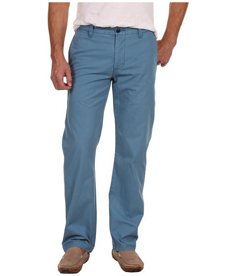 Dockers Men's Broken In Khaki Slim Straight Fit Flat Front