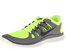 Nike - Free 5.0+ (Volt/Cool Grey/Summit White/Black)